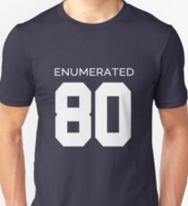 Rep Your Census Year - 80s Generation Unisex T-Shirt