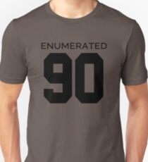 Rep Your Census Year - 90s Generation Unisex T-Shirt