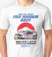 1983 FUJI 1000KM Slim Fit T-Shirt