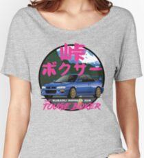 Subaru Impreza 22B Women's Relaxed Fit T-Shirt