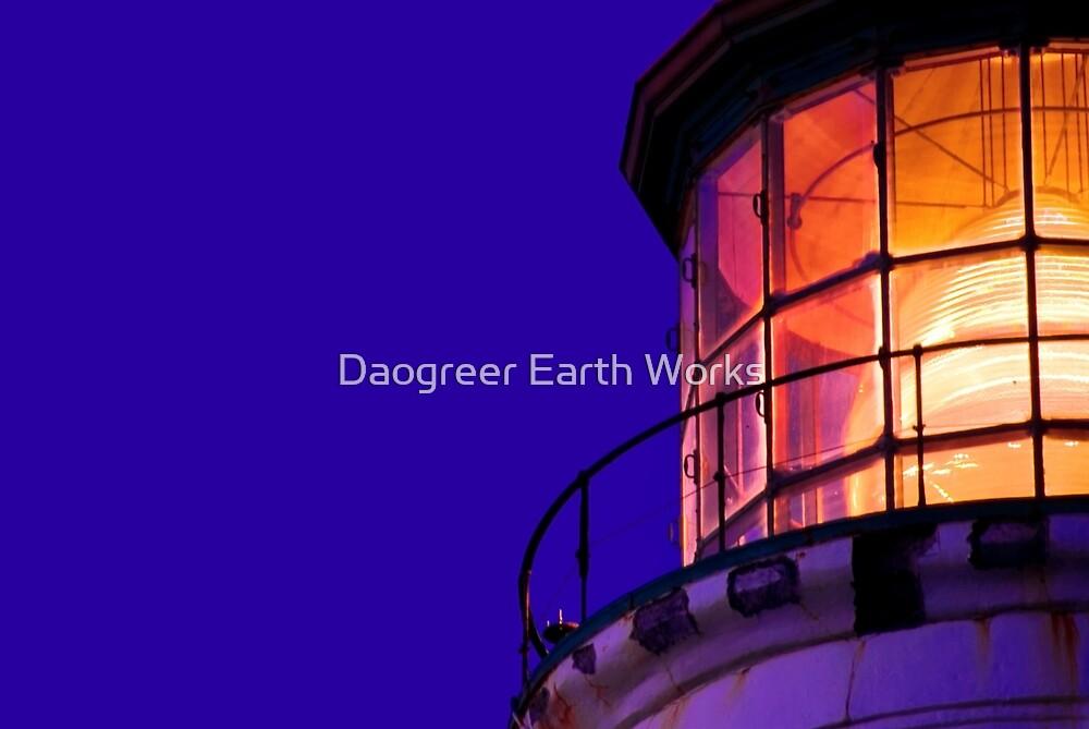 Indigo Nightlight by Daogreer Earth Works