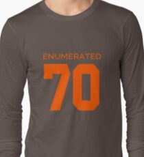 Rep Your Census Year - 70s Generation Long Sleeve T-Shirt