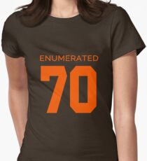 Rep Your Census Year - 70s Generation Women's Fitted T-Shirt