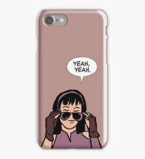 Yeah, Yeah iPhone Case/Skin