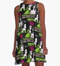 FEMALE TROUBLE John Waters Divine A-Line Dress