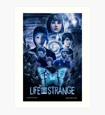 Life is Strange - Cinematic Poster Art Print
