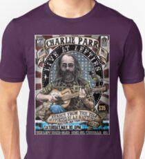 Charlie Parr (colour) Unisex T-Shirt