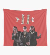 Culture 2 Migos (CHEAPER!) Wall Tapestry