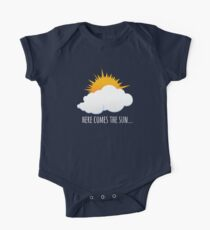 Here Comes The Sun One Piece - Short Sleeve