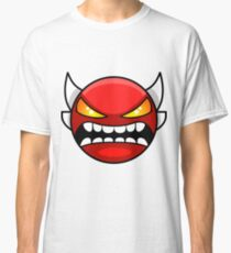 Geometry dash Insane demon Classic T-Shirt