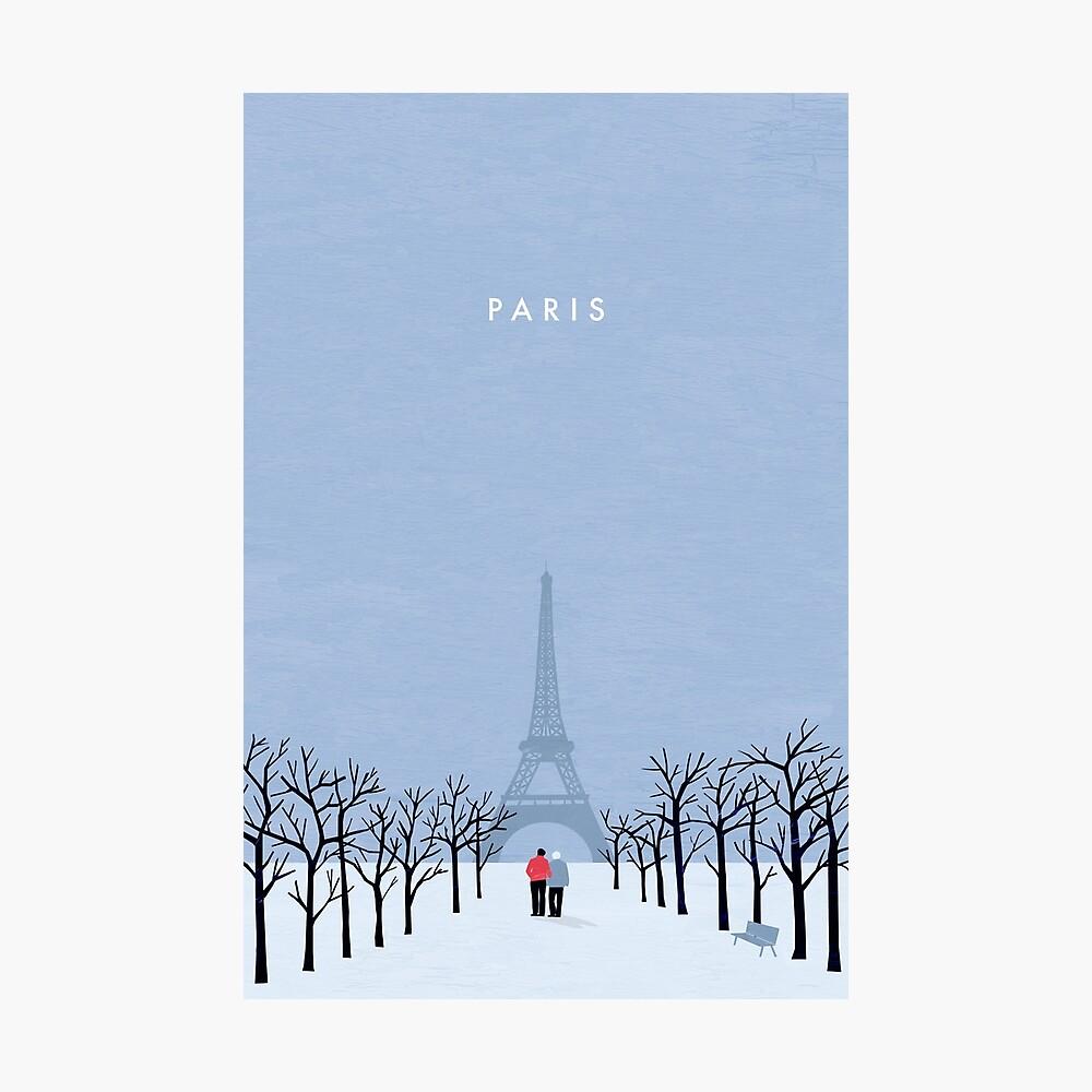 Paris Fotodruck