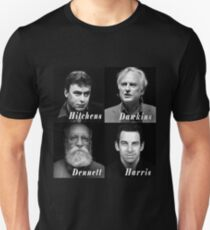 The Four Horsemen of Atheism Slim Fit T-Shirt