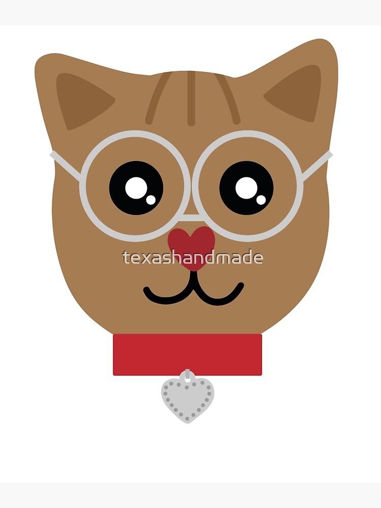 I Love Cats by texashandmade