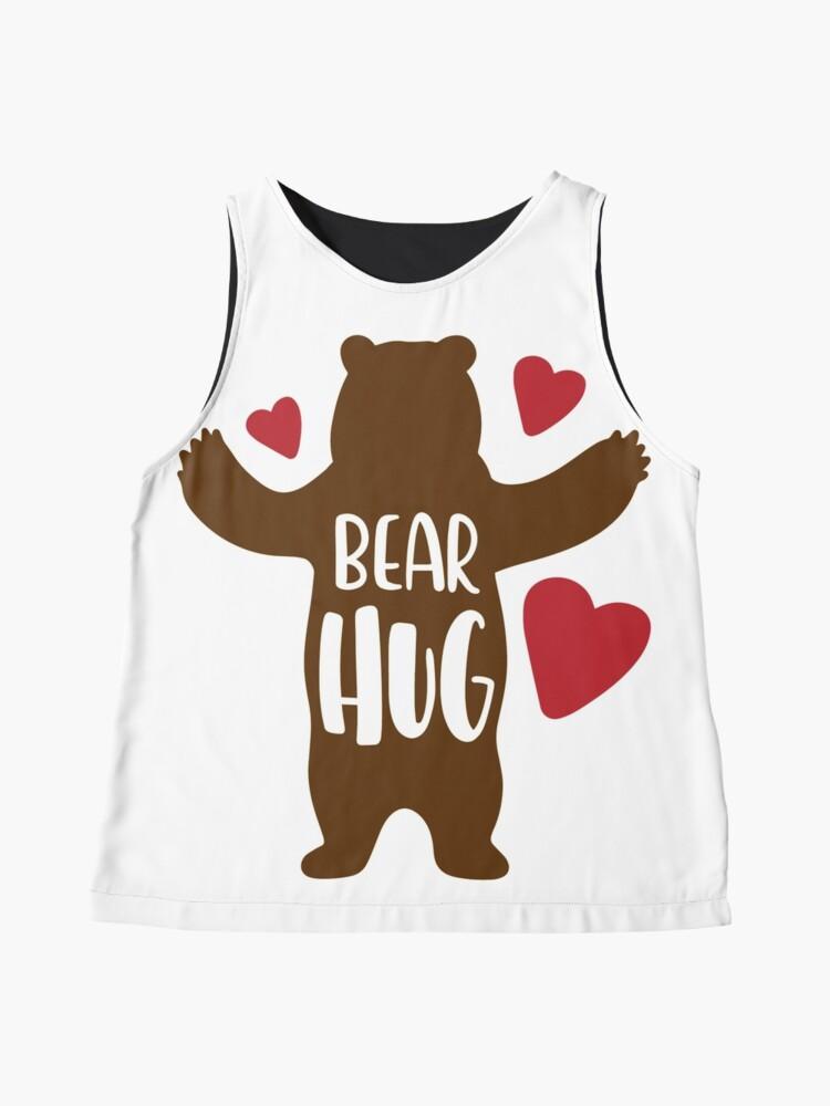 Alternate view of Bear Hug Sleeveless Top