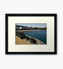 Islay: Bunnahabhain Distillery Framed Print