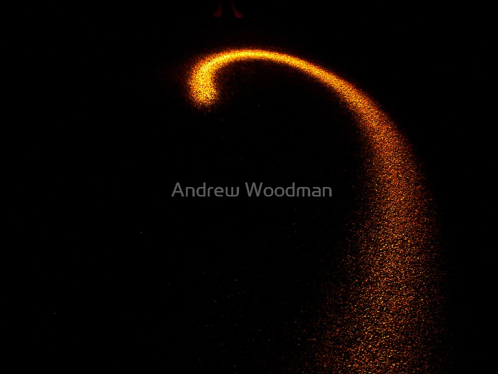 Into the night. by Andrew Woodman