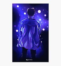 your stage - BTS Jin Fan Art Photographic Print