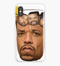 Ice T & Ice Cube - High Quality OG iPhone Case/Skin