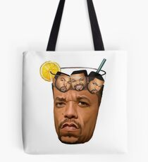 Ice T & Ice Cube - High Quality OG Tote Bag