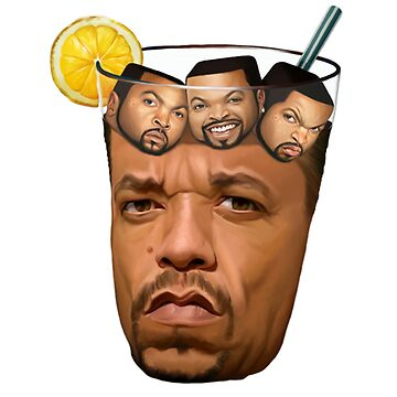 Ice T & Ice Cube - High Quality OG by ColdPopsicle