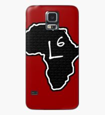 The Haplogroup in You - L6 Case/Skin for Samsung Galaxy