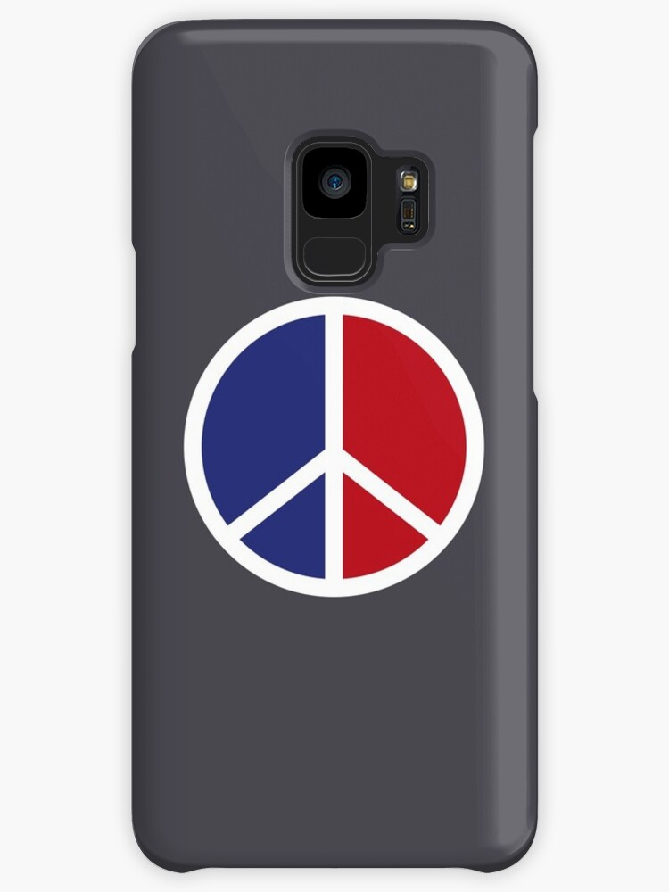 Peace And Love Symbol Cases Skins For Samsung Galaxy By Chocodole