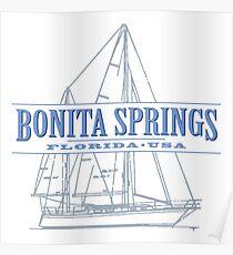 Bonita Springs Florida Poster