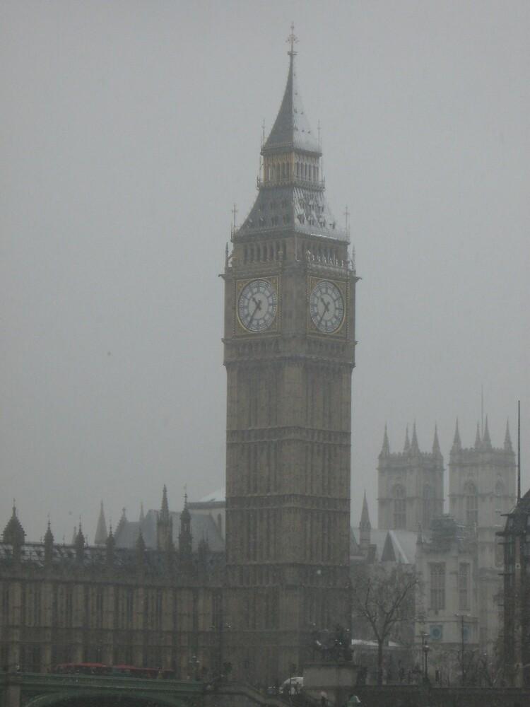 Big Ben by profusemoose
