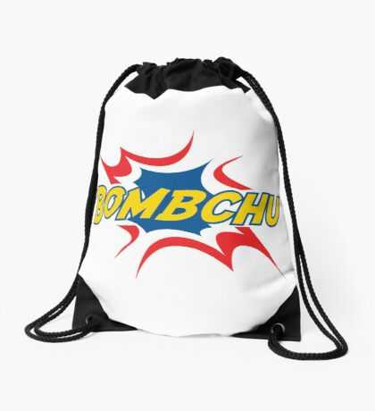 Simply our Bombchu Logo Drawstring Bag