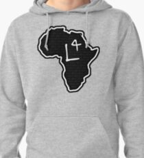 The Haplogroup in You - L4 Pullover Hoodie