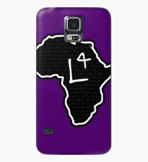 The Haplogroup in You - L4 Case/Skin for Samsung Galaxy