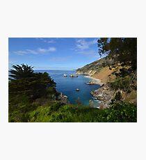The Big Sur Photographic Print