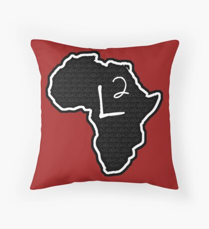 The Haplogroup in You - L2 Throw Pillow