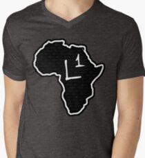 The Haplogroup in You - L1 Men's V-Neck T-Shirt