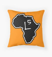 The Haplogroup in You - L5 Throw Pillow