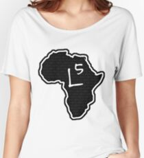 The Haplogroup in You - L5 Women's Relaxed Fit T-Shirt