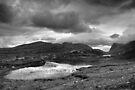 Lochan, Isle of Harris by Kasia-D