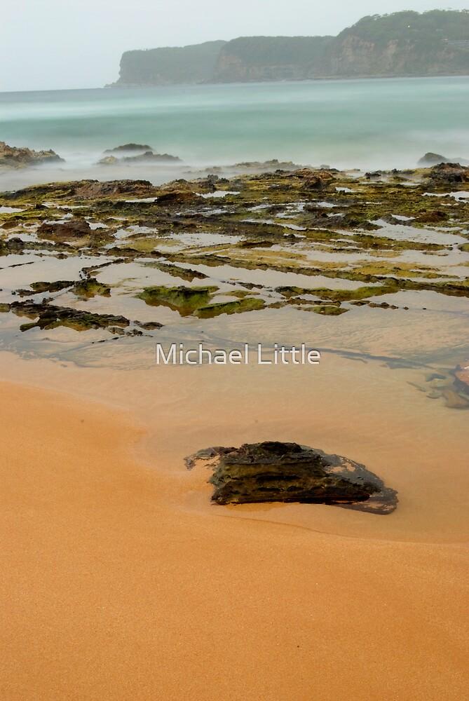 North Avoca Beach by Michael Little