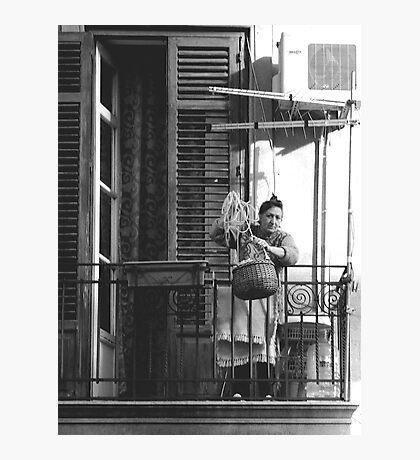 SICILIAN LADY (TRADITION) Photographic Print