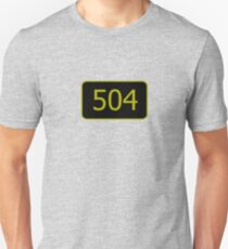 504 (New Orleans) T-Shirt