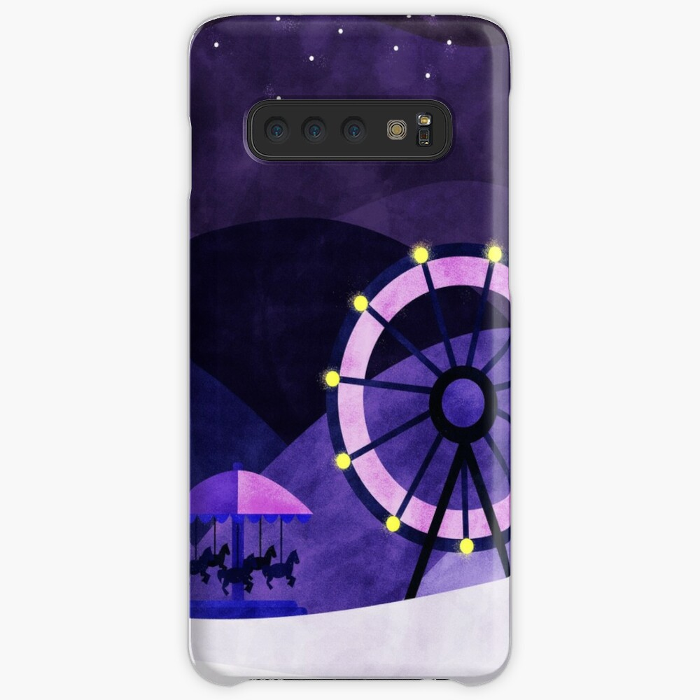 Winter Carnival Case & Skin for Samsung Galaxy