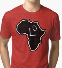 The Haplogroup in You - L0 Tri-blend T-Shirt