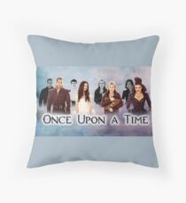 ONCE UPON A TIME 2019 Throw Pillow