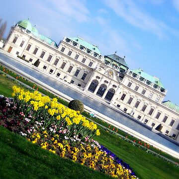 Belvedere Palace by meimages