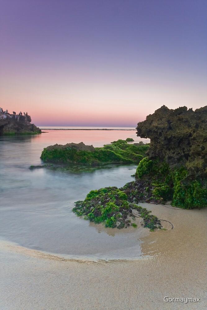 Sunrise on Trigg Beach by Gormaymax