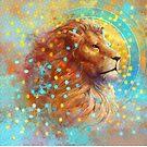 Lion by Julie Dillon
