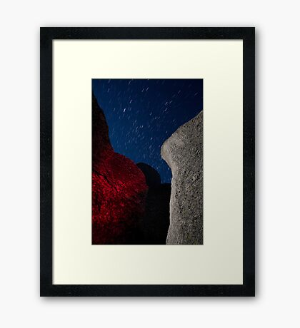 The Sixth Seal Framed Print