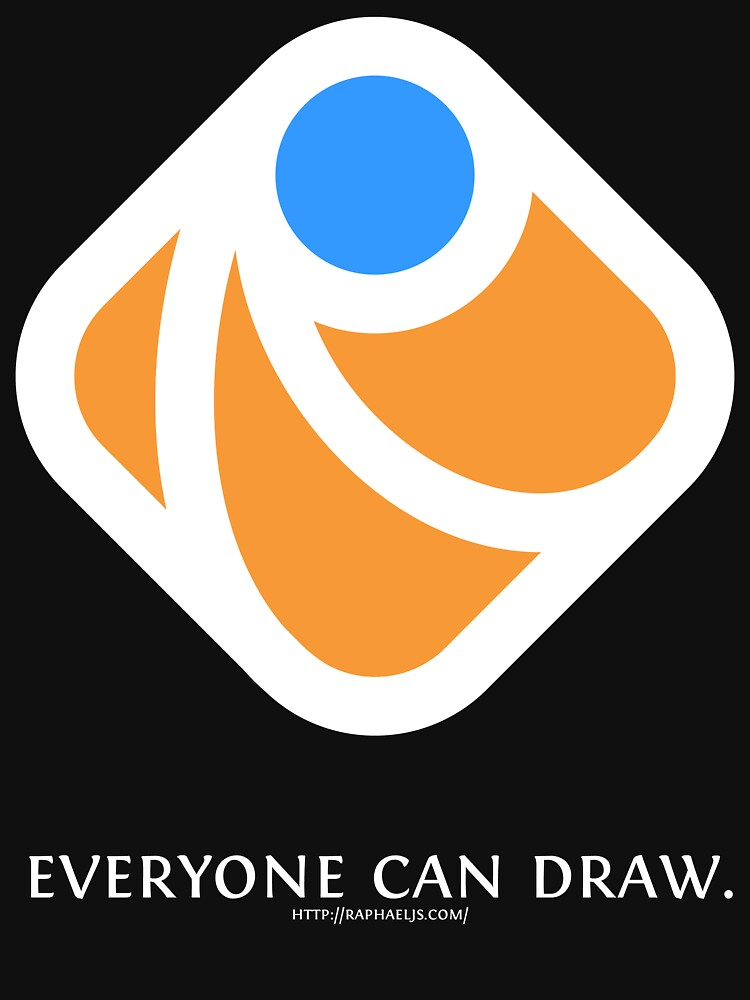 Everyone can draw (black) by DmitryBaranovsk