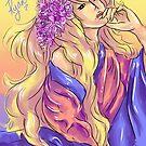 Character Art: Ryan #3 - Pretty One in a Kimono by decadentart