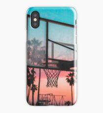 GTA Basketball Sunset iPhone Case/Skin